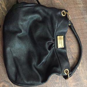 black Marc Jacobs purse